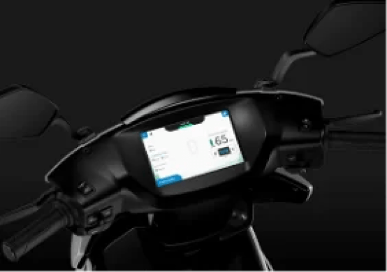 Ather 450 Plus Display