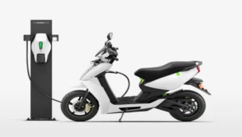 Ather 450x Charger