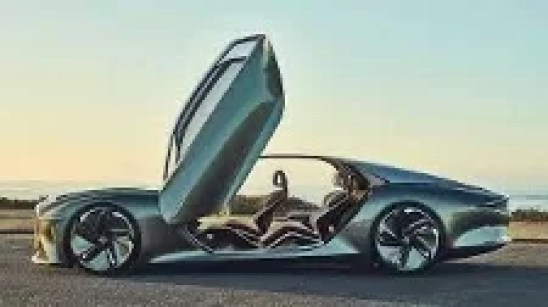 Bentley Electric Car SUV