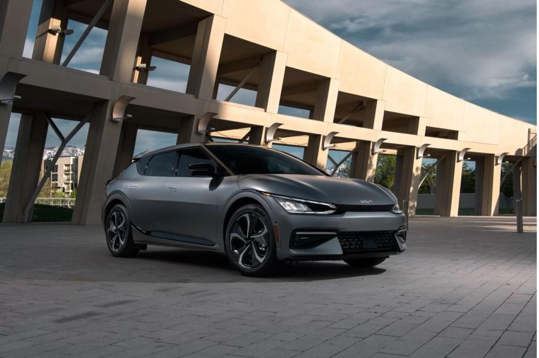 KIA EV6 – The New Electric Car