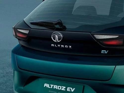 Tata Altroz EV Features