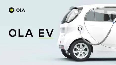 all-new OLA EV sector