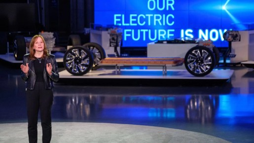 General Motors Speed Up In The EV Arms Race