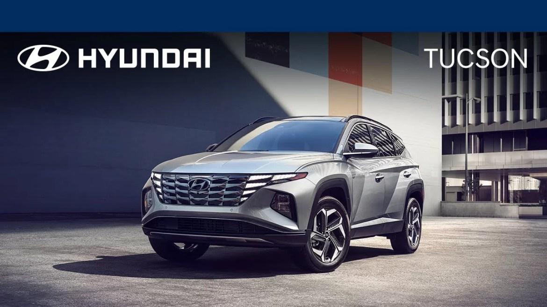 Hyundai Tucson – Hyundai's Plug-In Hybrid EV
