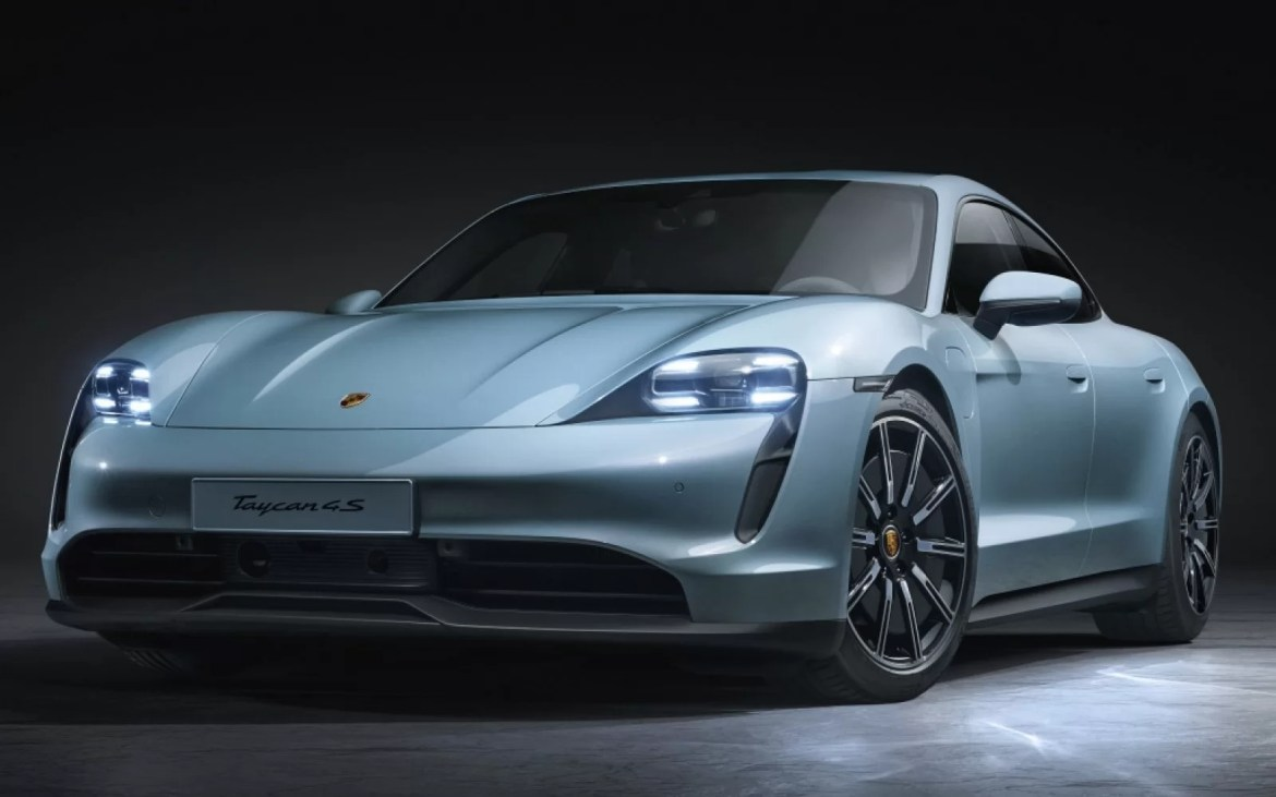 Porsche Taycan 4S Announced Its Official Specs And Features.
