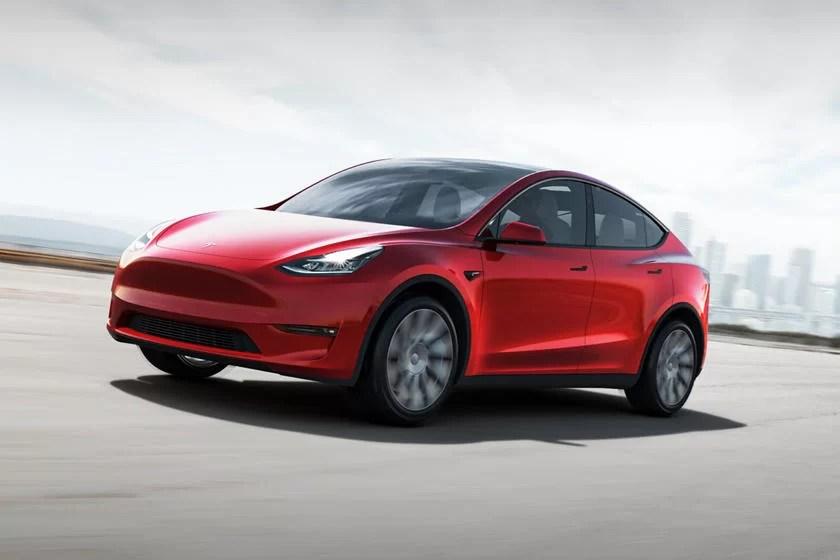 Tesla Unveils Much Cheaper Tesla Model Y