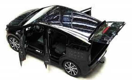 Sono Sion Solar Car