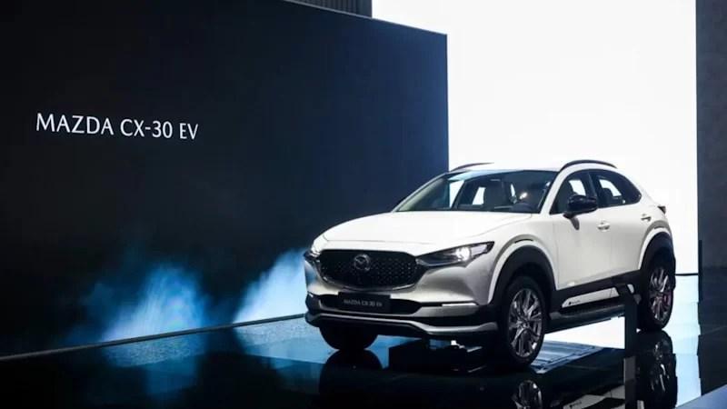Mazda MX-30 – Specs, Features, Performance & Price