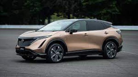 Nissan Targets For 40% EV Sales In The US By 2030.
