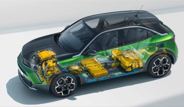 Opel Mokka electric compact SUV