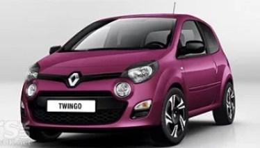 Renault Twingo ZE-8