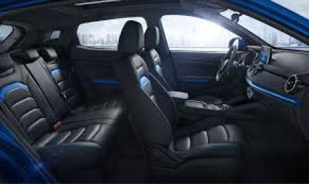 SERES 3 SUV Interior