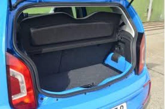 Volkswagen e-Up Exterior