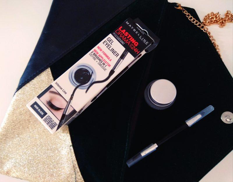 Gel eyeliner lasting drama de MAYBELLINE - EVAUTY