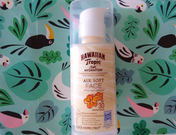 AIR SOFT FACE de HAWAIIAN Tropic