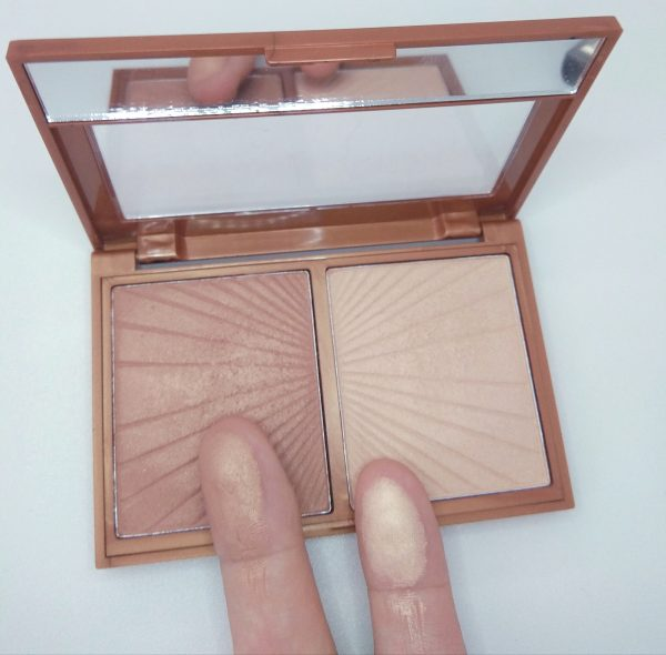swatches HOLLYWOOD de W7