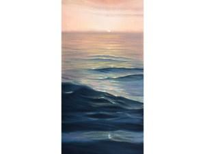 The Gift of Light - original sunset oil painting