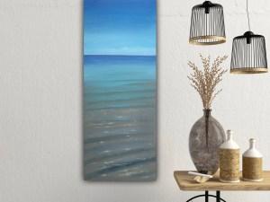Summer Bliss - original tropical water painting