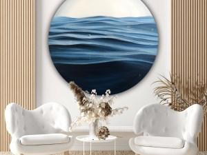 Repose- original ocean waves painting