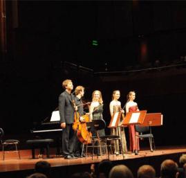 Eva Zavaro en concert