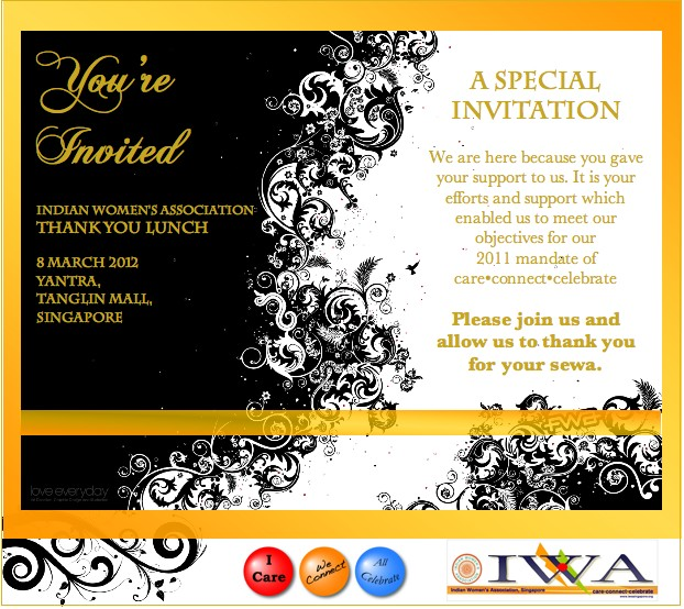 thank you lunch invitation Invitationjdico
