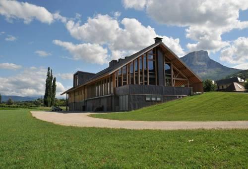 maison de la vigne et du vin crédit pateyarchitectes - architectes contemporain