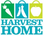 Havest Home Farmers Market logo non profit organization brings farmers market to low income neighborhoods.  Premae Skincare beauty will do a silent auction to benefit organization. New york beauty event.