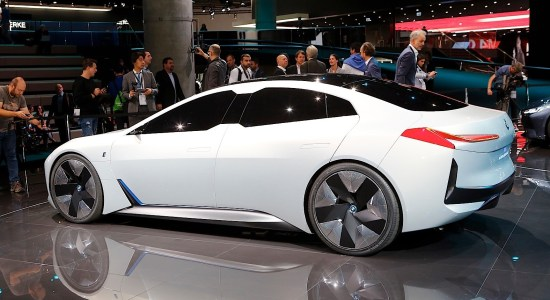BMW i4 - upcoming electric cars