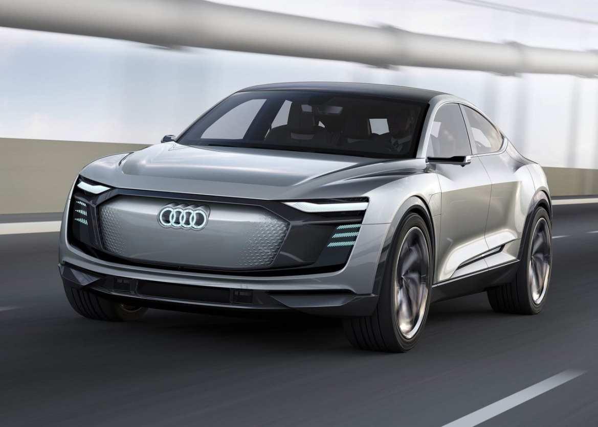 Audi e-tron Sportback Exterior