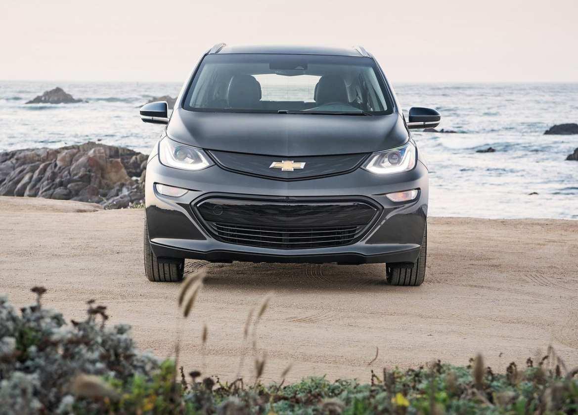 Chevrolet Bolt EV Exterior