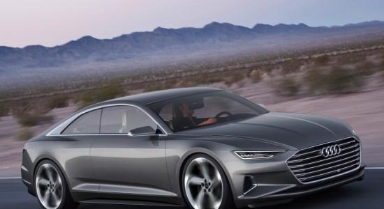 Luxury Electric Cars Audi A9