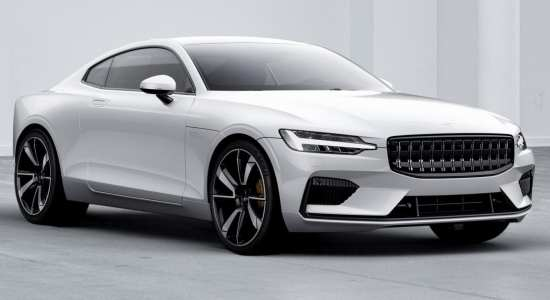 Polestar 2 - upcoming electric cars