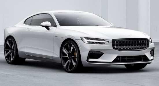 Polestar 2 - upcoming electric cars