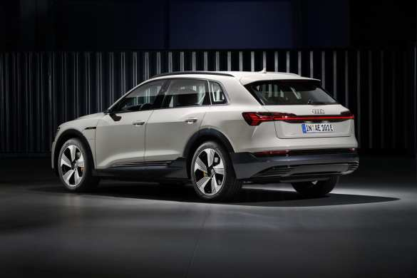 Audi e-tron Quattro Unveiled: Starting Price of $74,000