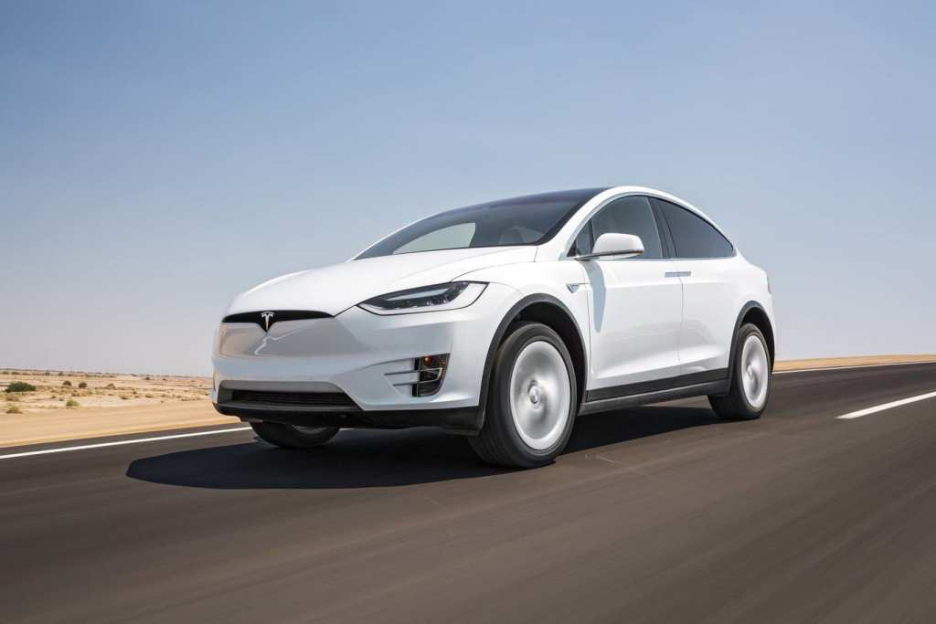 Model X - Best Electric SUV