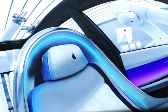 A Look at What the Apple Car Interior Could Look Like