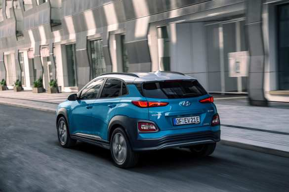 Hyundai Kona Electric Price Revealed in the US, Only $36,450 (Before Incentives)
