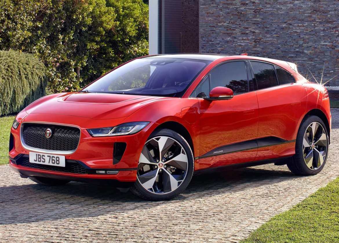 Jaguar I Pace Electric Crossover