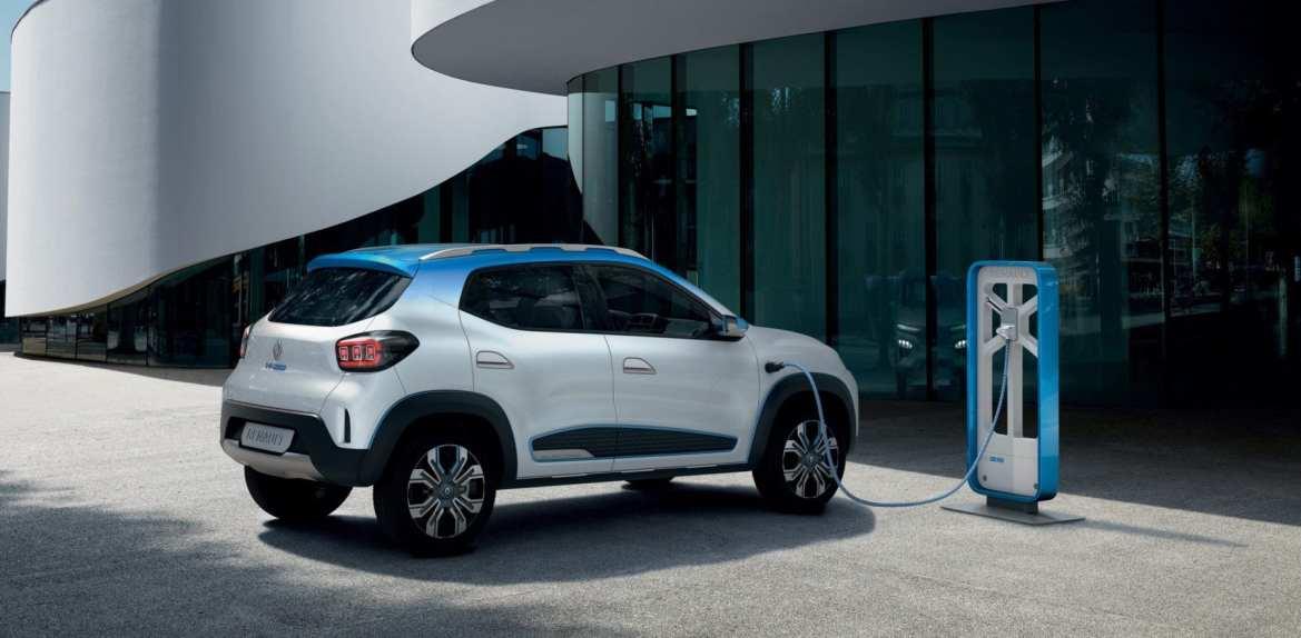 Renault electric car KZE