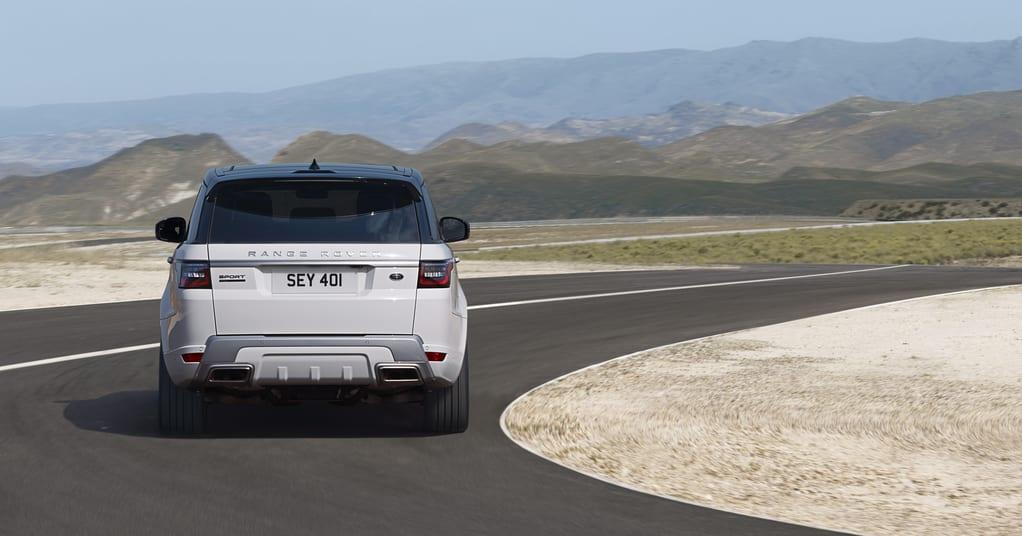 Land Rover Range Rover Sport Plug-in