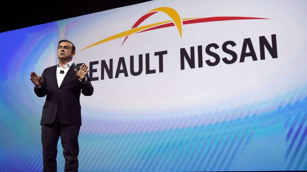 Former Renault-Nissan-Mitsubishi Alliance CEO