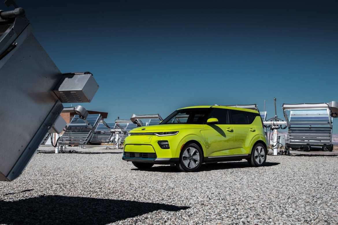 2020 kia soul ev unvieled with new 64 kwh battery | evbite