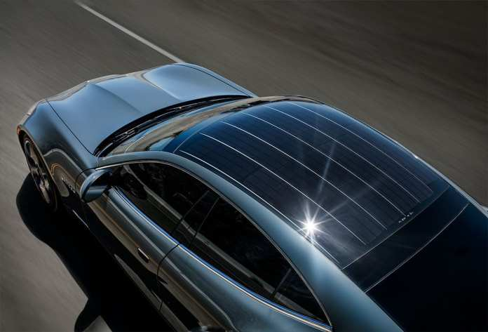 solar panel car roofs - where are they? | evbite