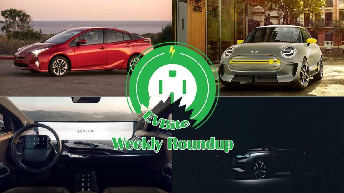 This Week In Ev News Electric Mini Info New Audi Compact E Tron