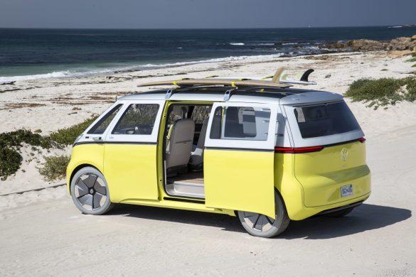 Volkswagen Electric Van