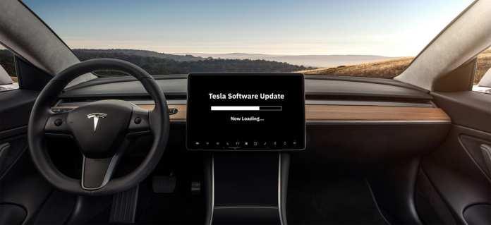 2021.12.25 - Tesla Software Update History and Tracker   EVBite
