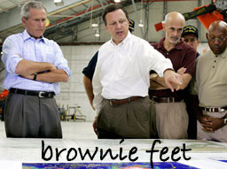 Brownie Feet Icon