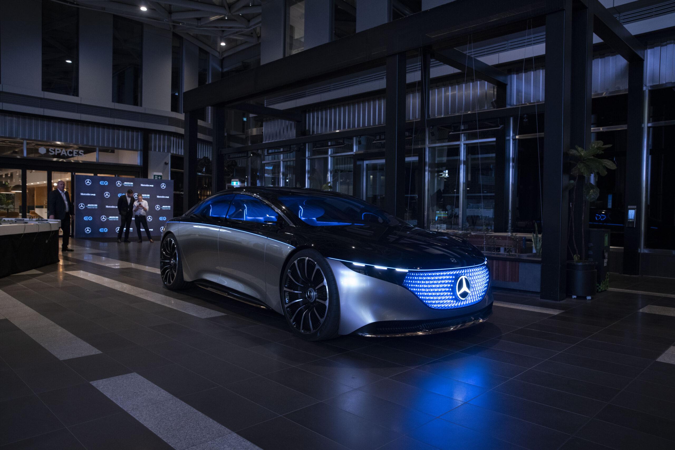 EVs will dominate Australia - Mercedes-Benz CEO - EV Central