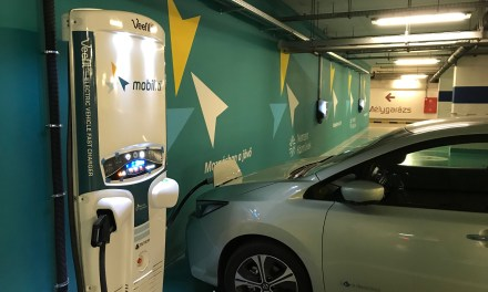 Hungarian EV drivers experience the country's first liquid-cooled 50kW fast charger