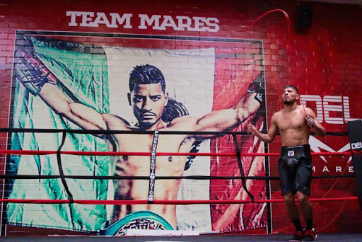 Abner Mares (Showtime Boxing)